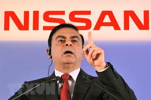 Nissan chua bau duoc chu tich moi thay ong Carlos Ghosn hinh anh 1