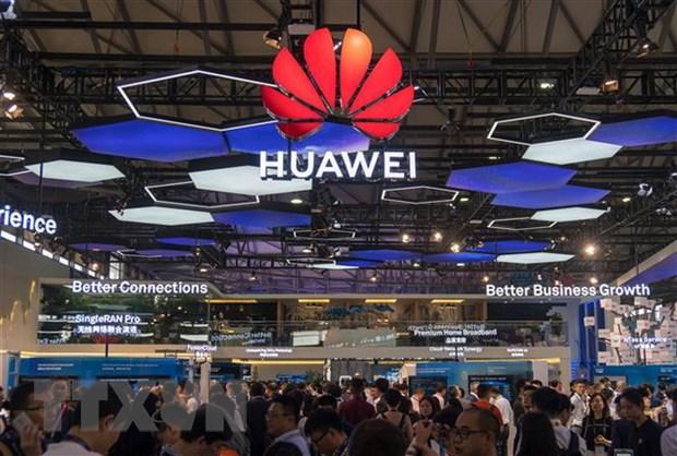 Tap doan Huawei ky vong dat doanh thu hon 100 ty USD nam nay hinh anh 1