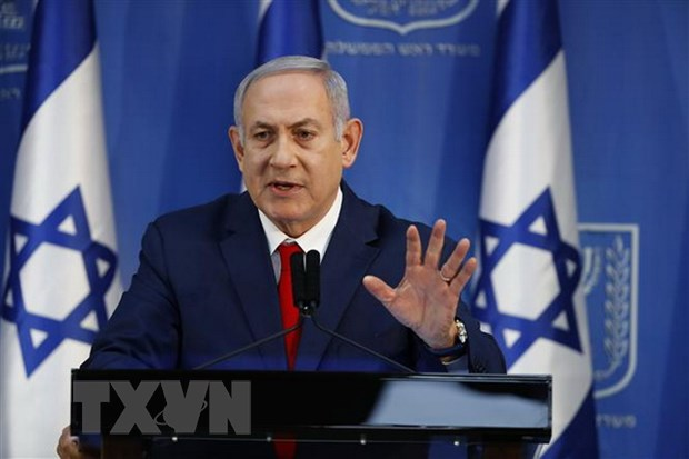 Israel tim cach xoa diu lo ngai ve quyet dinh rut khoi Syria cua My hinh anh 1