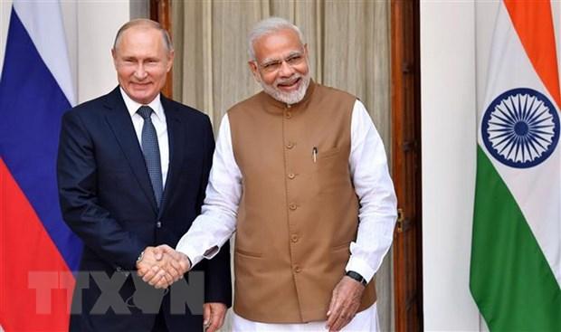 Tong thong Putin tin tuong vao trien vong phat trien quan he Nga-An hinh anh 1