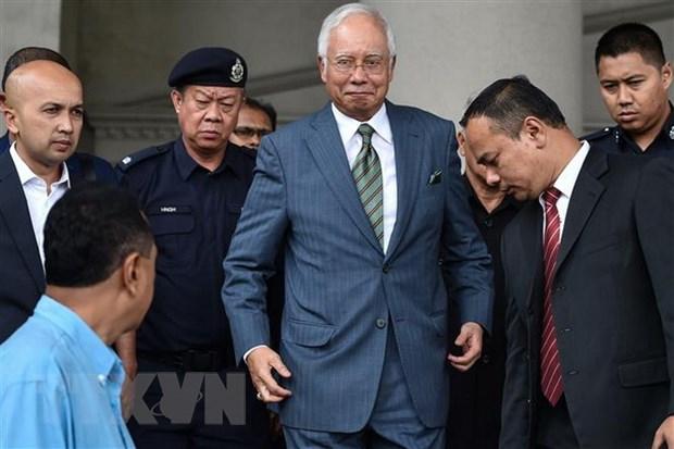 Cuu Thu tuong Malaysia Najib Razak bi xet xu chung voi lanh dao 1MDB hinh anh 1