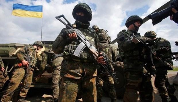 Ukraine tiep nhan nhan gan 5.000 don vi vu khi che tao trong nuoc hinh anh 1