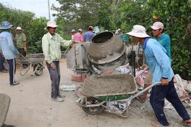 Quang Tri du kien dau tu tren 420 ty dong xay dung nong thon moi hinh anh 1