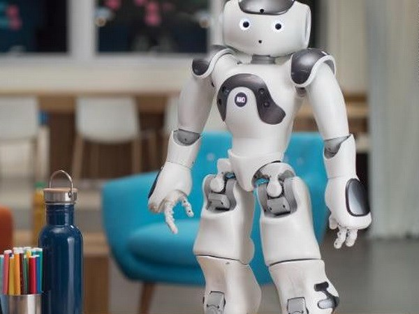 Nhat Ban thu nghiem dau tien robot ho tro nguoi dan o toa thi chinh hinh anh 1