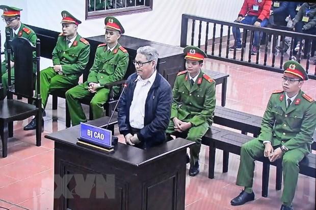 Xu phuc tham Dao Quang Thuc ve toi hoat dong nham lat do chinh quyen hinh anh 1