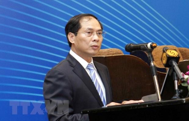 Viet Nam tham gia tich cuc tai Sherpa G20 lan thu nhat o Nhat Ban hinh anh 1