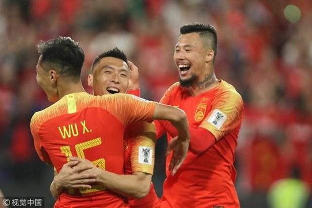 Asian Cup 2019: Gap Iran, Trung Quoc nhin lai minh dung o dau hinh anh 1