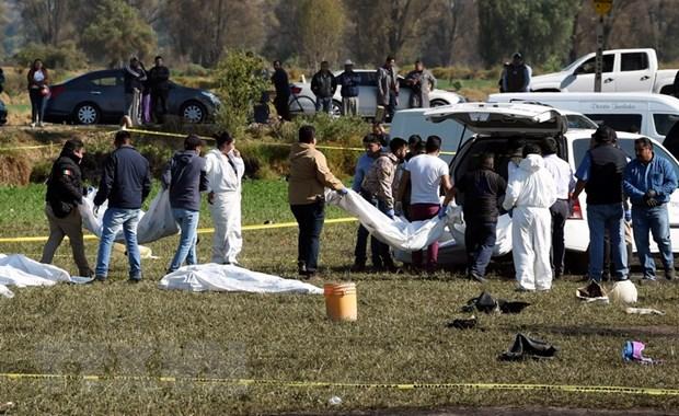 Mexico: Duong ong dan nhien lieu lai phat no o bang Hidalgo hinh anh 1