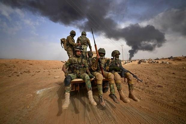 Iraq triet pha sao huyet lon nhat cua IS tai tinh mien Tay hinh anh 1
