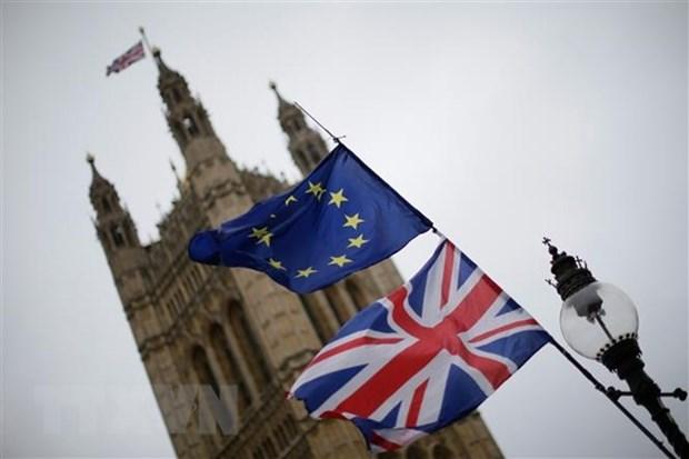 EU muon lien ket duong sat voi Anh duoc duy tri hau Brexit hinh anh 1