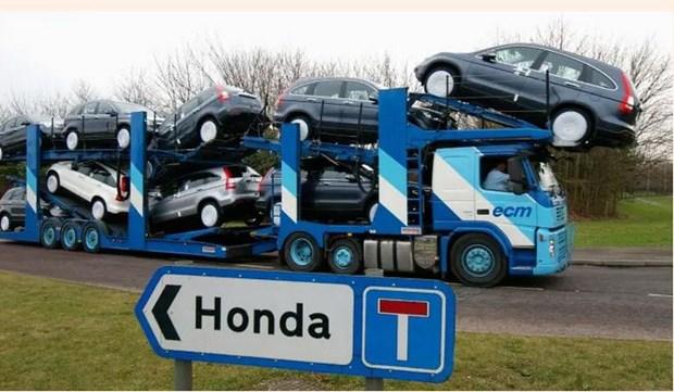 Anh: Hang Honda tuyen bo dong cua nha may tai Swindon vao 2020 hinh anh 1