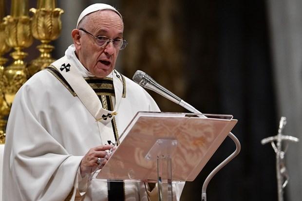 Toa Thanh Vatican to chuc hoi nghi ve chong xam hai tinh duc tre em hinh anh 1