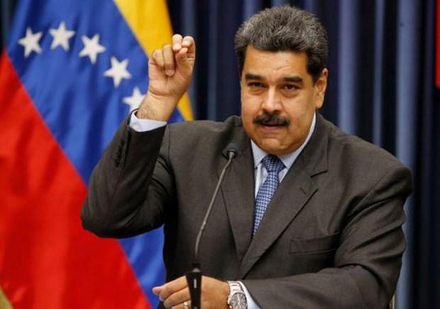 Tong thong Maduro cao buoc My