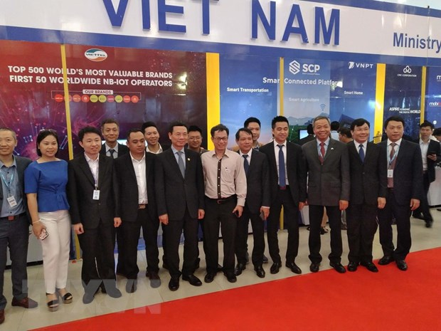 Viet Nam moi cac nuoc tham gia Trung tam lien ket ve Cach mang 4.0 hinh anh 4