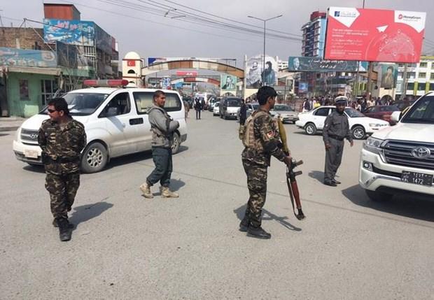 Afghanistan: Taliban sat hai hang chuc binh sy chinh phu hinh anh 1