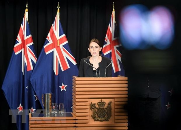 New Zealand sap cong bo Luat cai cach kiem soat sung dan hinh anh 1