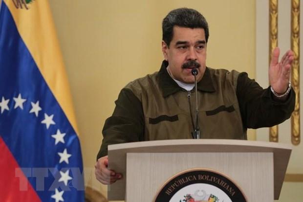 My ap dat dot trung phat moi voi Venezuela gay suc ep voi ong Maduro hinh anh 1