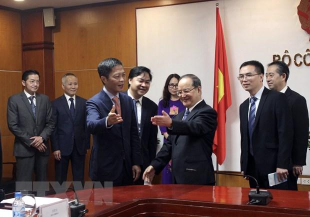 Quang Tay la cau noi quan trong giua Viet Nam va thi truong Trung Quoc hinh anh 1