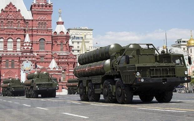 Chuyen gia Nga giai thich ve to hop S-300 tai Venezuela hinh anh 1