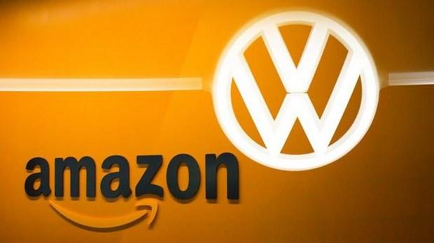 Volkswagen hop tac voi Amazon de cai thien hoat dong san xuat hinh anh 1