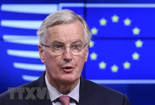 EU: Anh van con han chot ngay 12/4 de quyet dinh ve thoa thuan Brexit hinh anh 1