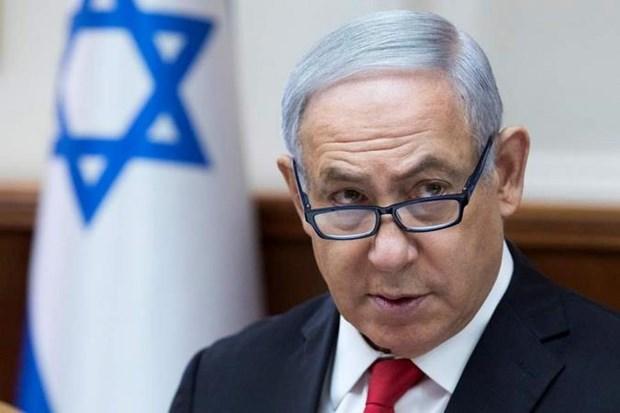 Israel: Hang tram tai khoan Twitter gia mao ung ho Thu tuong Netanyahu hinh anh 1