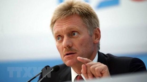 Dien Kremlin: Chua den luc binh luan ve cuoc bau cu Ukraine hinh anh 1