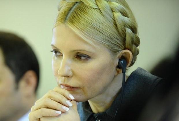 Tong thong Ukraine Poroshenko bi cao buoc gian lan bau cu hinh anh 1