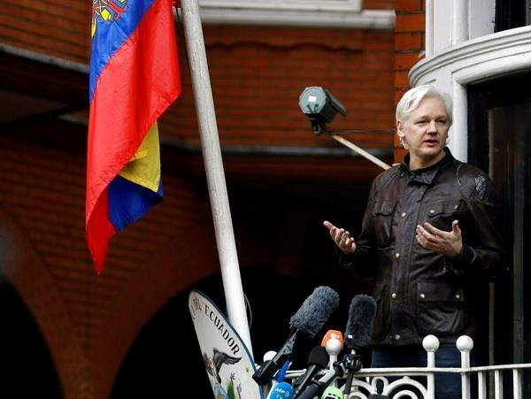 Ong Julian Assange se khong bi dan do den noi co the bi tu hinh hinh anh 1