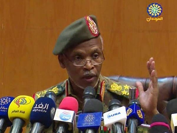 Hoi dong quan su Sudan: Giai doan chuyen tiep co the trong mot thang hinh anh 1