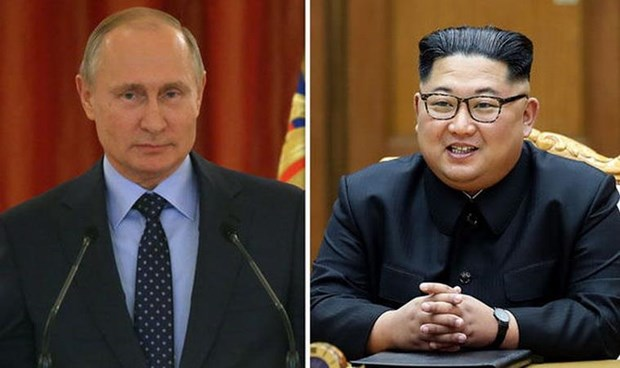 KCNA: Tong thong Nga gui loi chuc mung toi nha lanh dao Trieu Tien hinh anh 1