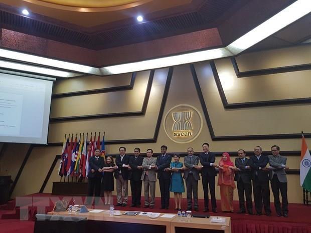An Do va ASEAN tang cuong hop tac hang hai, thuc day ket noi hinh anh 1