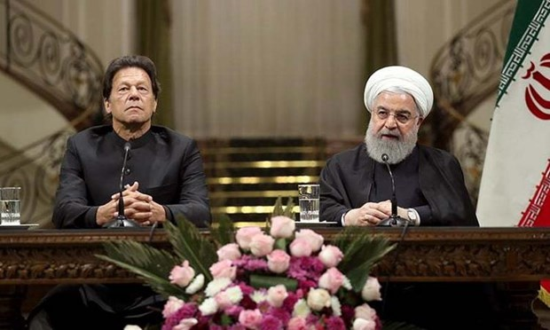 Iran-Pakistan nhat tri lap luc luong phan ung chung tai bien gioi hinh anh 1