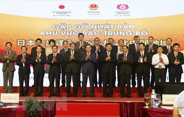 Pho Thu tuong: Tao moi dieu kien thuan loi cho cac doi tac Nhat Ban hinh anh 1