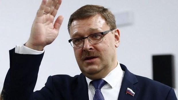 Moskva: Cac bien phap trung phat khong can tro hop tac Nga-Iran hinh anh 1