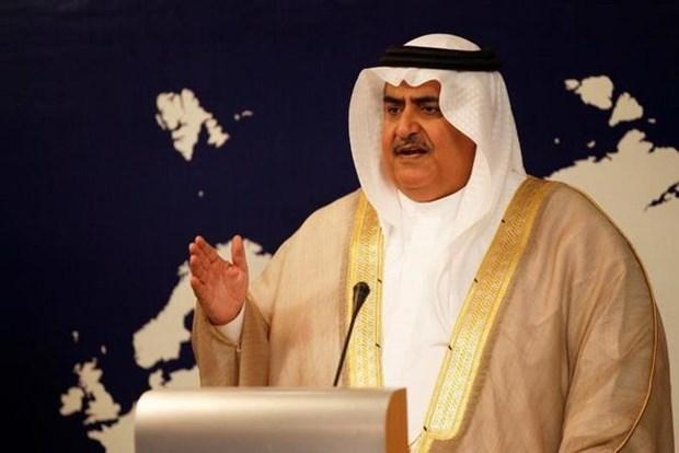 Iraq trieu dai su Bahrain de phan doi nhung binh luan cong kich hinh anh 1