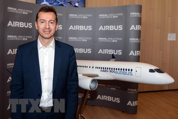 Airbus canh bao chien tranh thuong mai se gay hai cac hang hang khong hinh anh 1
