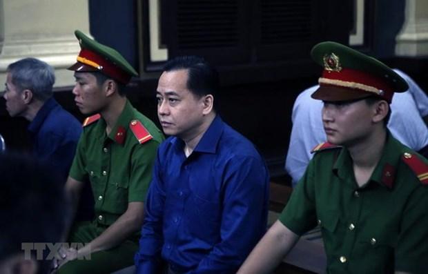 "Vu ""nhom,"" Tran Phuong Binh hau toa phuc tham vu an Ngan hang Dong A hinh anh 1"