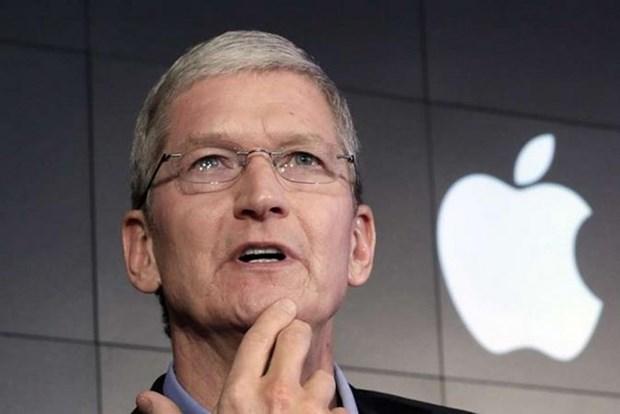 CEO Tim Cook: Apple khong phai mot the luc doc quyen hinh anh 1