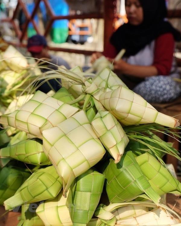 Indonesia khep lai nhung bat dong chinh tri de don le Idul Fitri 1440 hinh anh 1