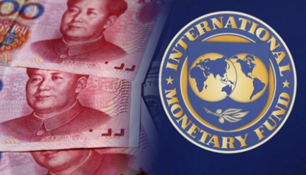 IMF ha du bao tang truong kinh te Trung Quoc do cuoc chien thuong mai hinh anh 1