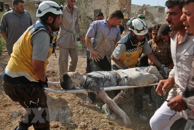 LHQ: Hai trieu nguoi se sang Tho Nhi Ky neu bao luc gia tang o Syria hinh anh 1
