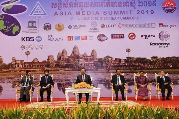 Viet Nam du Hoi nghi Truyen thong chau A lan thu 16 tai Campuchia hinh anh 2