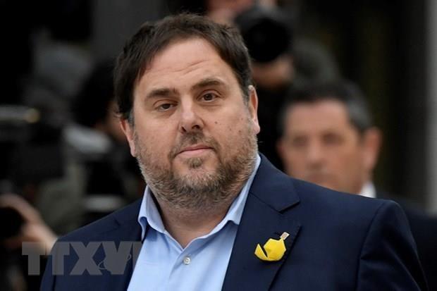 Toa an Tay Ban Nha ngan can cuu thu linh xu Catalonia nham nghi sy EP hinh anh 1