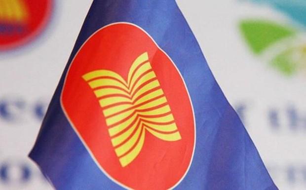 Cang thang thuong mai duoc thao luan chinh o Hoi nghi cap cao ASEAN hinh anh 1