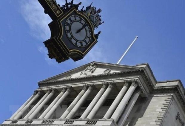 BoE giu nguyen lai suat, canh bao kha nang Brexit