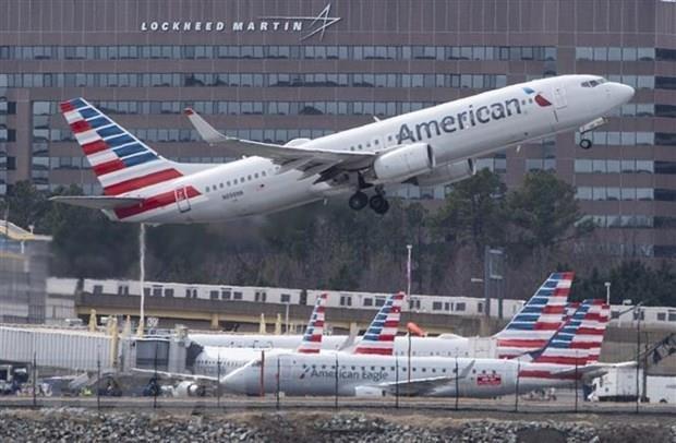American Airlines quan ngai ve ket qua kinh doanh do 737 MAX bi cam hinh anh 1