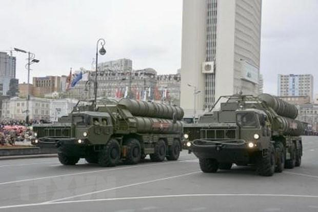 NATO quan ngai viec Tho Nhi Ky tiep nhan he thong S-400 cua Nga hinh anh 1