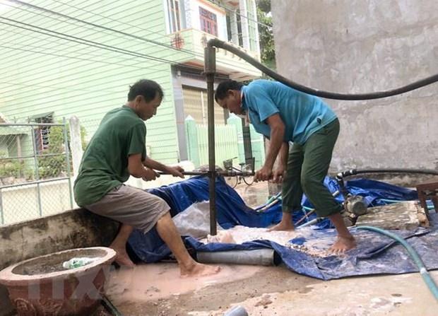Thanh pho Ho Chi Minh no luc han che khai thac nuoc ngam hinh anh 2