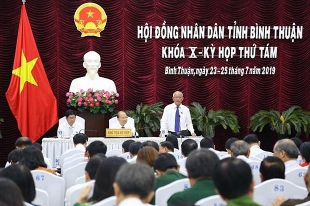 Binh Thuan: Nhieu du an bat dong san chua du dieu kien da rao ban hinh anh 1